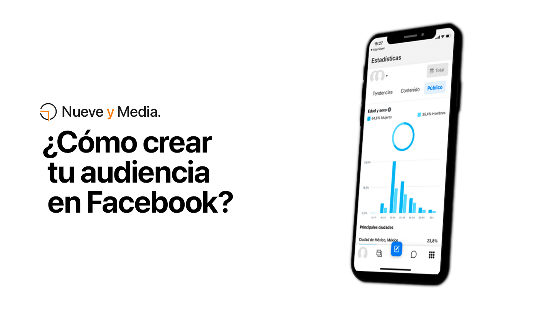 Averigua a que personas les interesa tu producto o servicio y comienza a crear crea tu audiencia en Facebook con estos consejos.