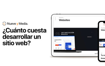 ¿Cuánto cuesta desarrollar un sitio web?